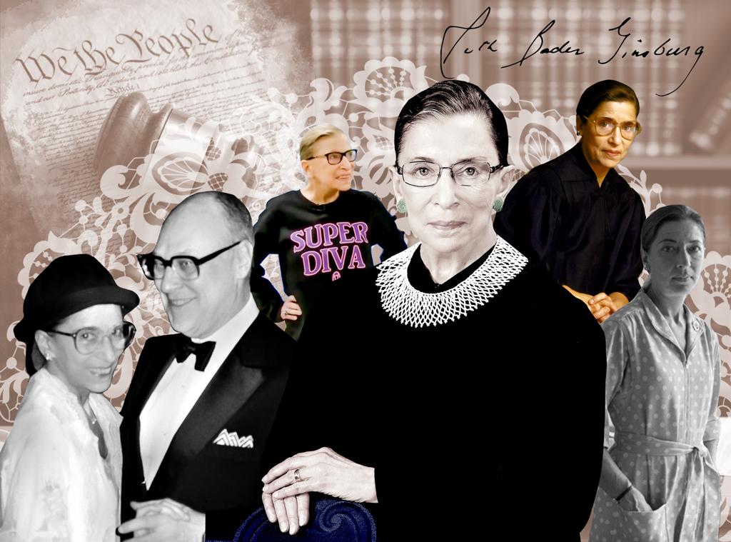 Ruth Bader Ginsburg, Feature