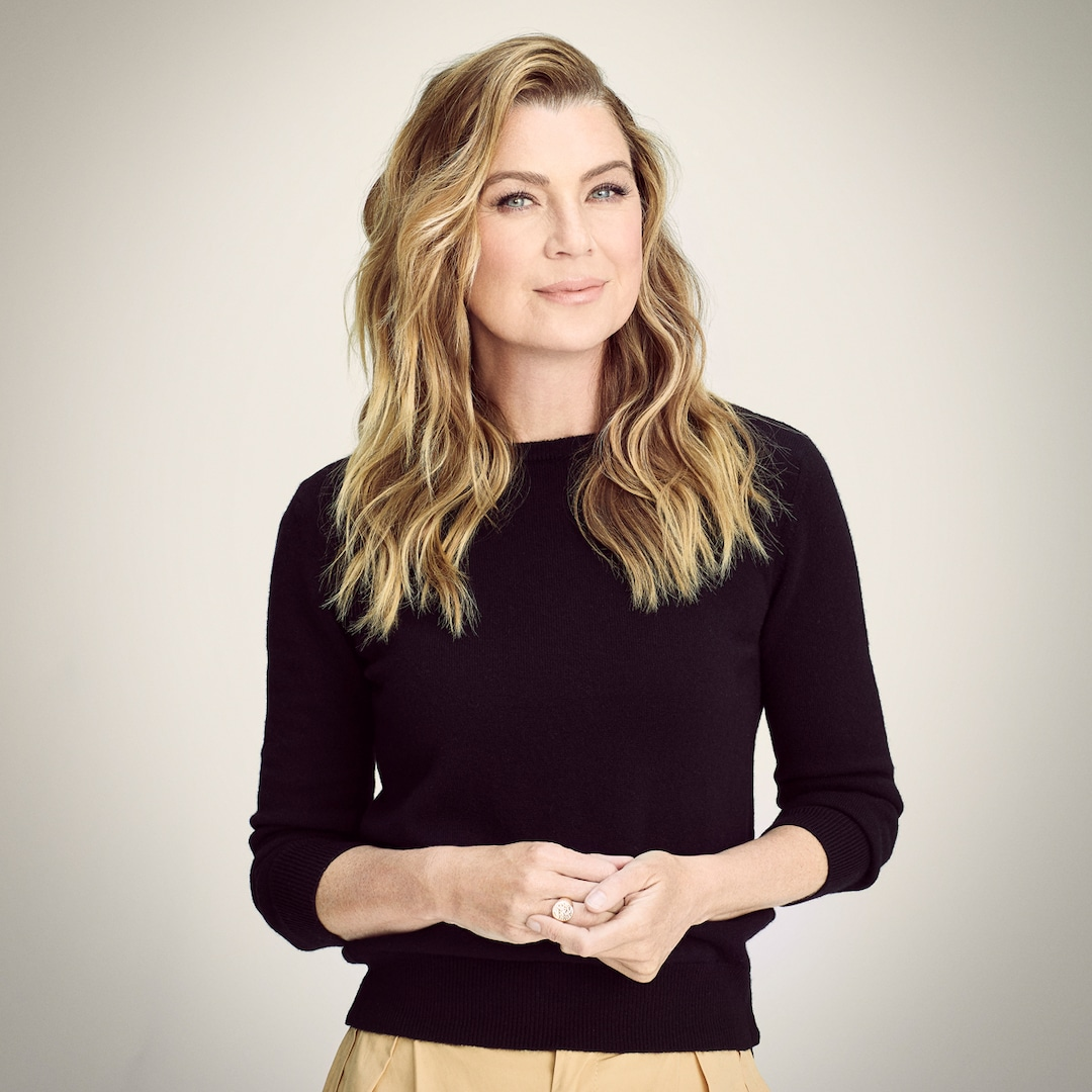Ellen Pompeo Explains That Grey's Anatomy Season One Tribute