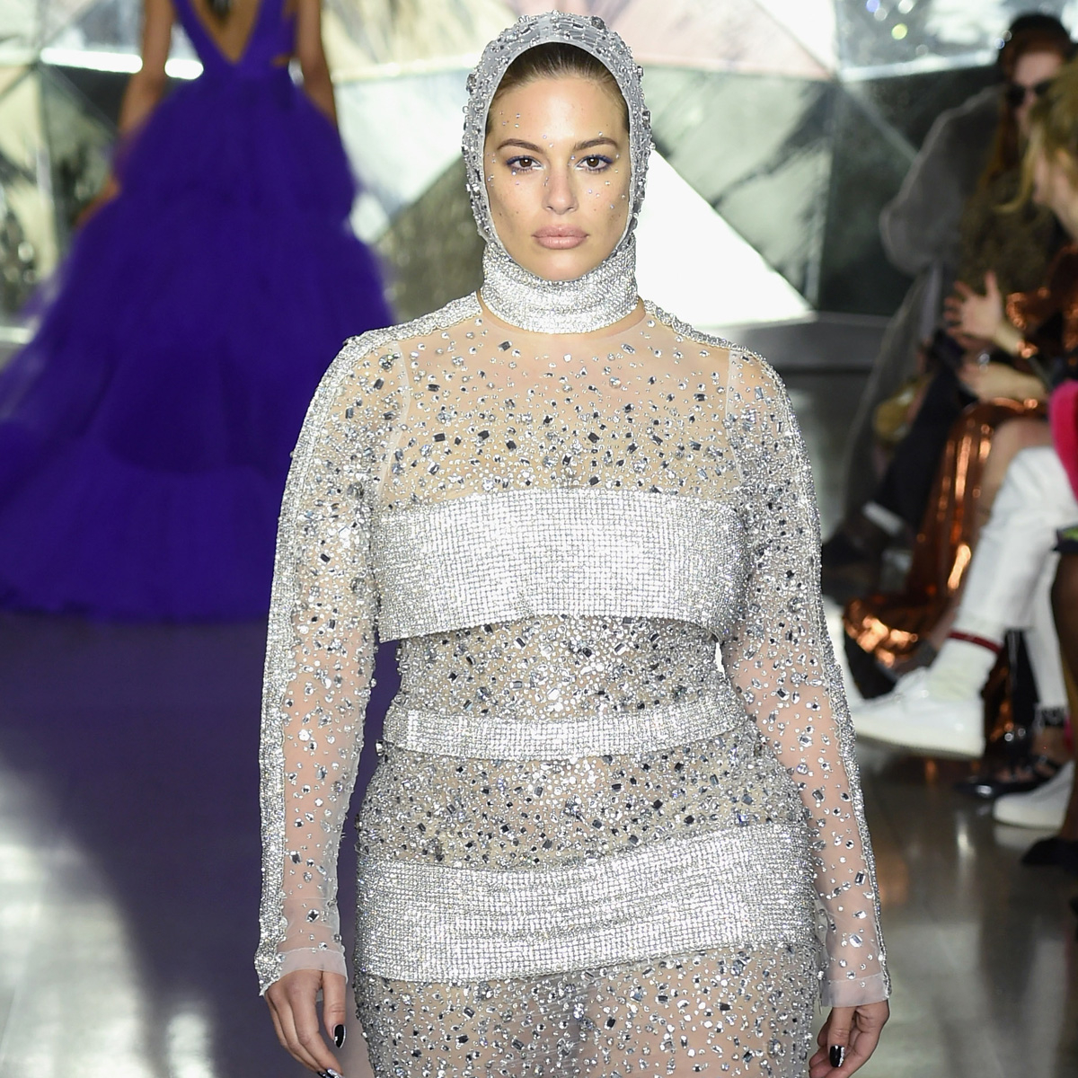 Ashley Graham Shares the New York Fashion Week Moment She'll Never Forget
