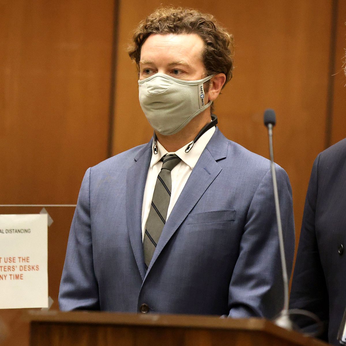 Danny Masterson Appears in Court for Arraignment on Rape Charges