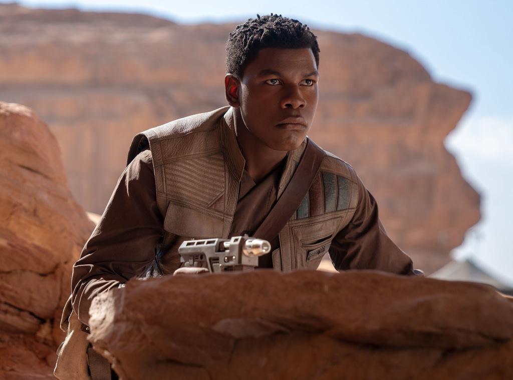 John Boyega, Finn, Star Wars, Star Wars: The Rise of Skywalker