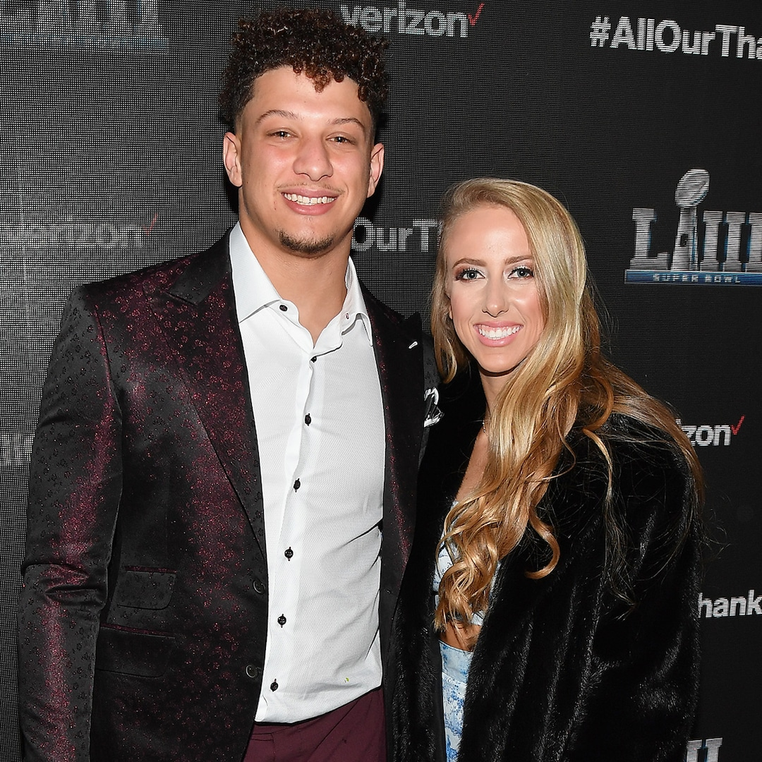 NFL Star Patrick Mahomes and Fiancée Brittany Matthews Welcome First Baby Together thumbnail