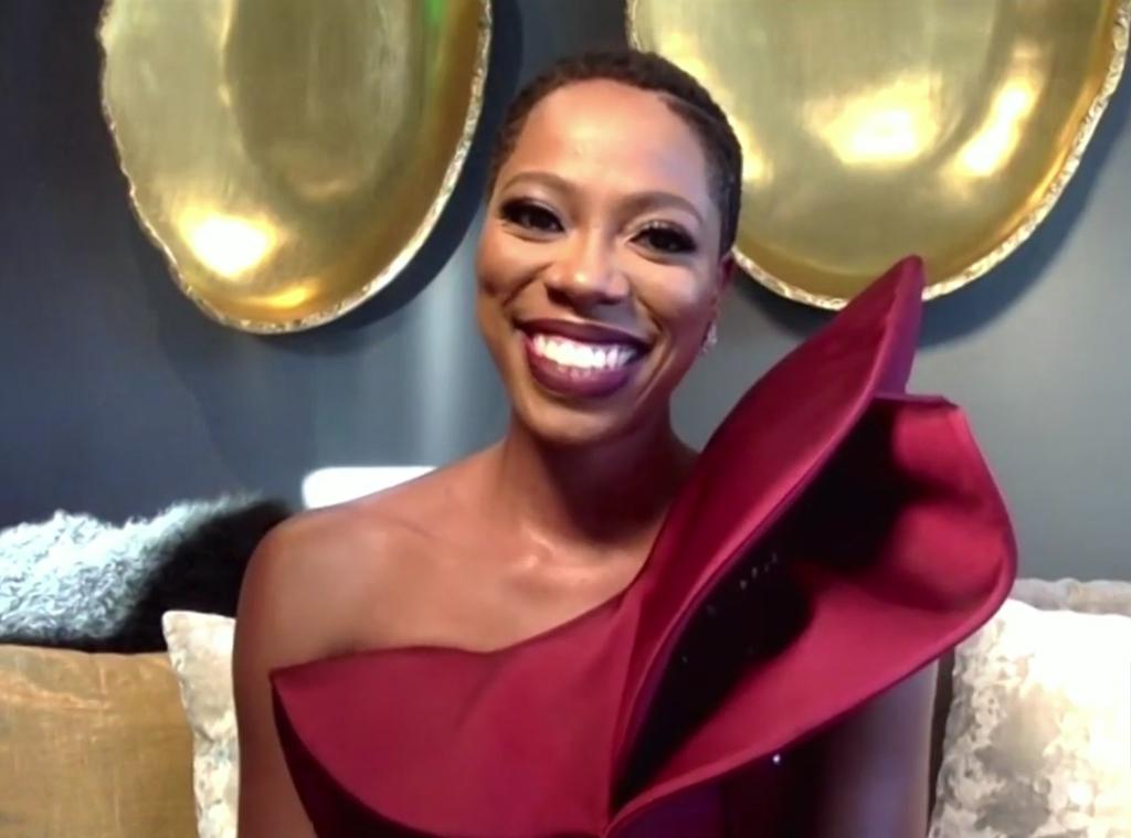 Yvonne Orji, Emmys 2020, Emmy Awards, E! Live from the Red Carpet