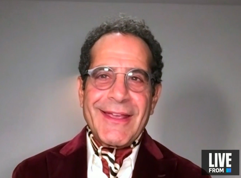 Tony Shalhoub, Emmys 2020, Emmy Awards, E! Live from the Red Carpet
