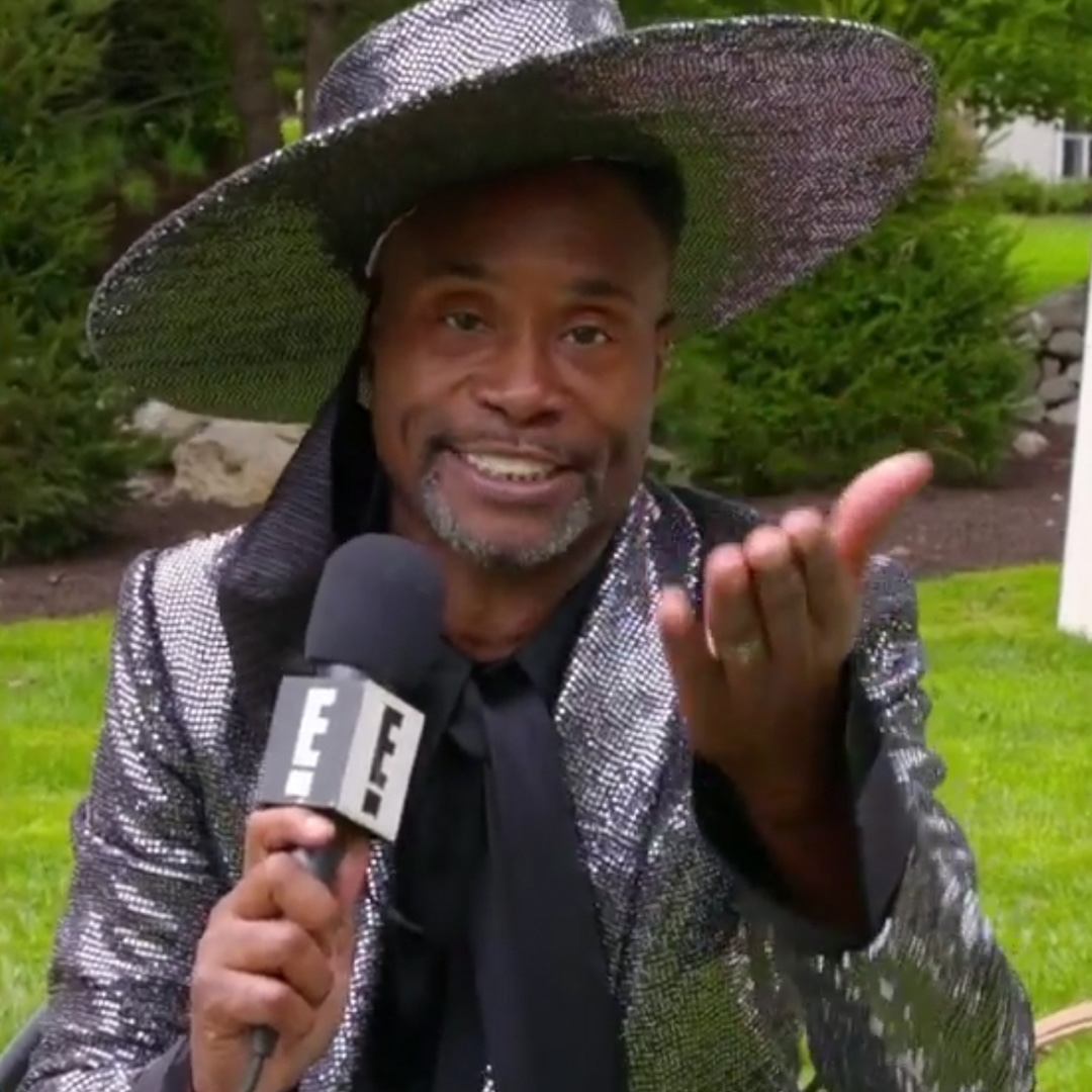 Billy Porter's 2020 Emmys Look Is a Whole Mood You Just Have to See