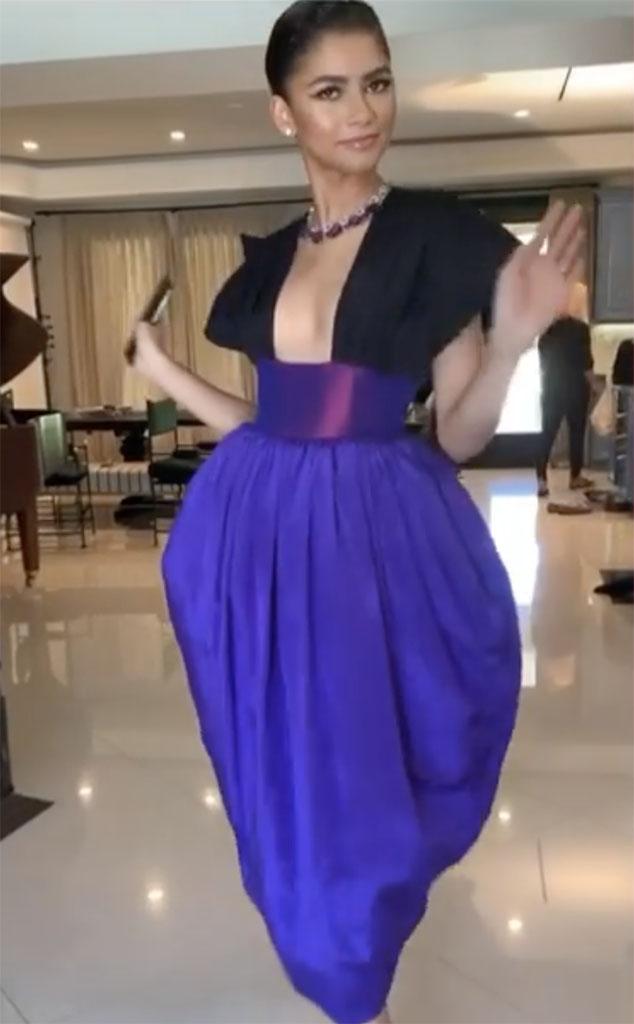 Zendaya, Emmys 2020