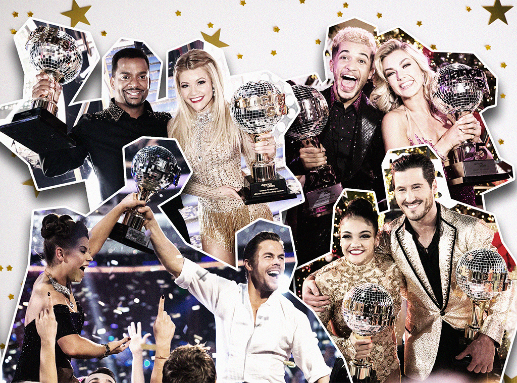 Ranking all of the DWTS pros, Dancing with the stars