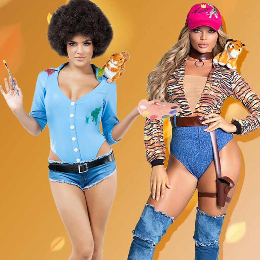 Yes, There's a Sexy Halloween Costume for That