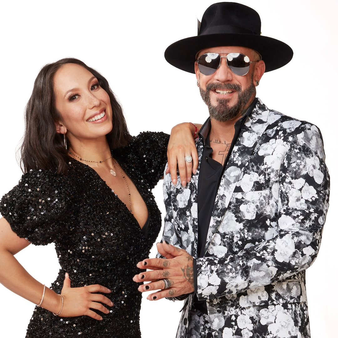 Cheryl Burke and AJ McLean Reflect on Their Sobriety Journey as He Celebrates One-Year Anniversary - E! Online