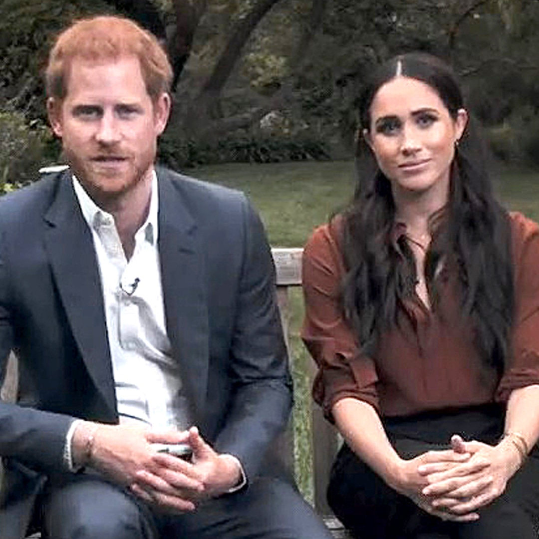 Watch Meghan Markle's Personalized Message to an America's Got Talent Contestant Named Archie