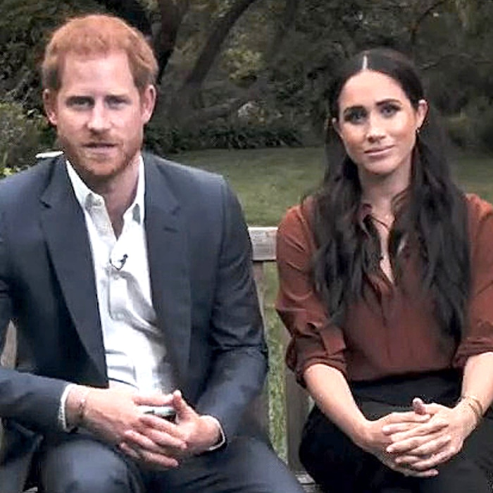 meghan markle harry take aim at negativity in latest appearance e online uk meghan markle harry take aim at