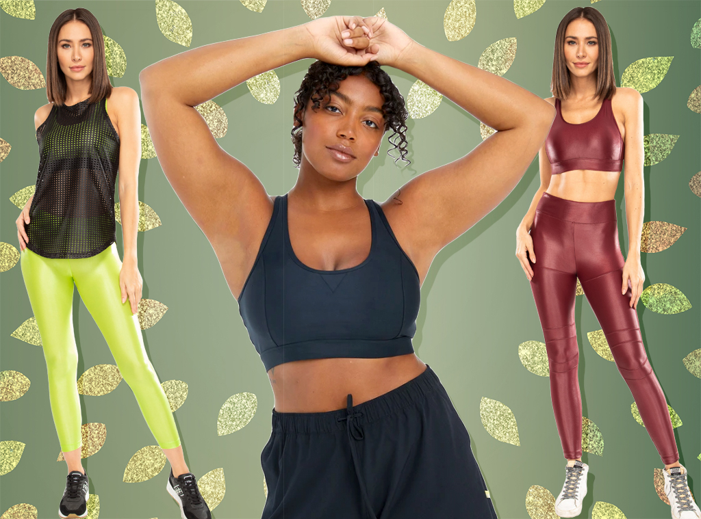 E-comm: New Activewear We're Obsessed With