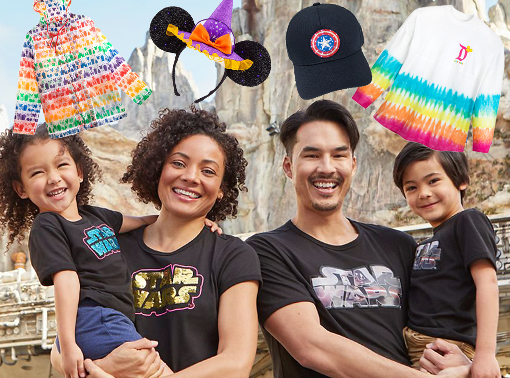 E-comm: Don't Miss Disney's Twice Upon a Year Sale: Save Up to 50% on New Markdowns
