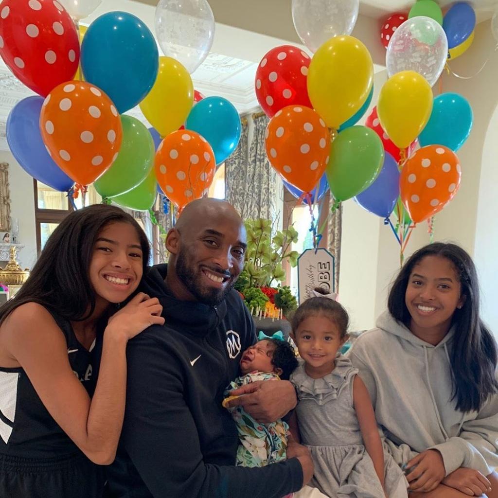 Kobe Bryant, Vanessa Bryant, Instagram