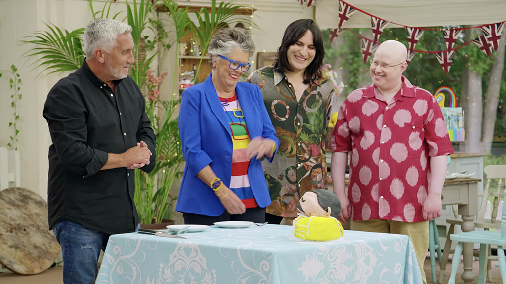 The Great British Baking Show, Cake Busts