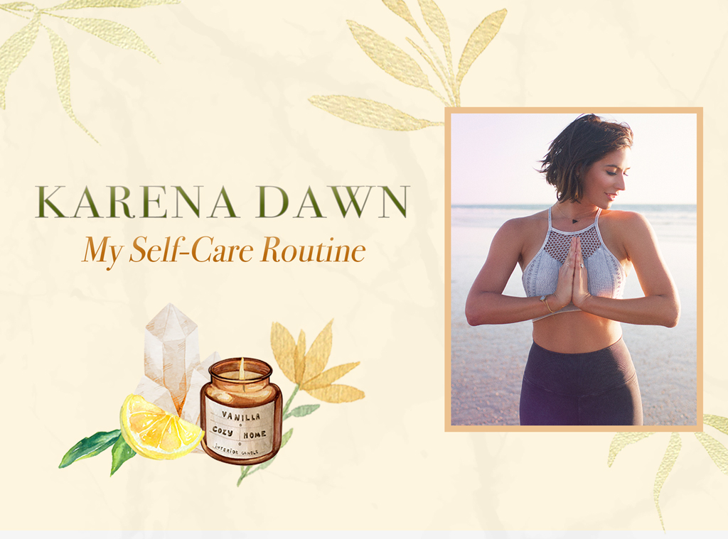 Karena Dawn: My Self-Care Routine, Wellness Wednesdays