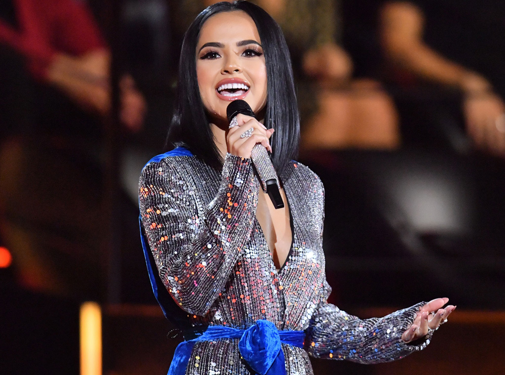 Becky G, Performing