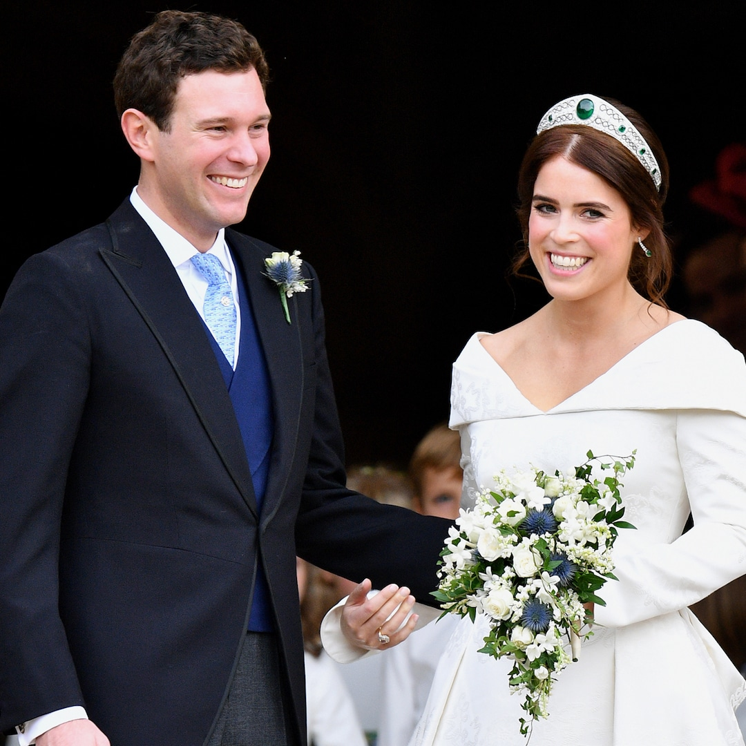 Princess Eugenie Is Pregnant: Look Back at Her Fairy-Tale Romance With Jack Brooksbank