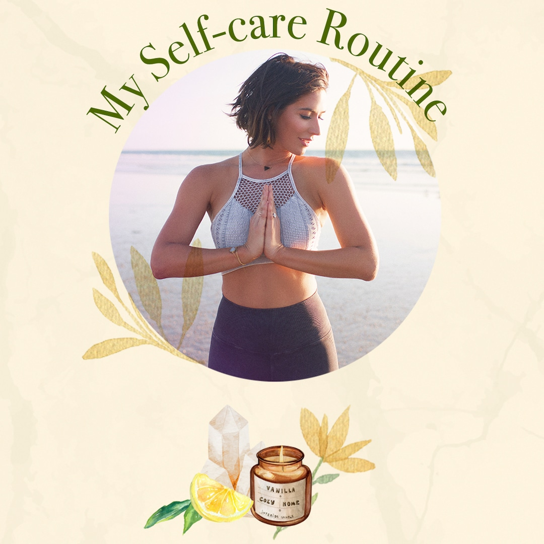 Tone It Up's Karena Dawn Wants You to Meditate and Laugh Daily