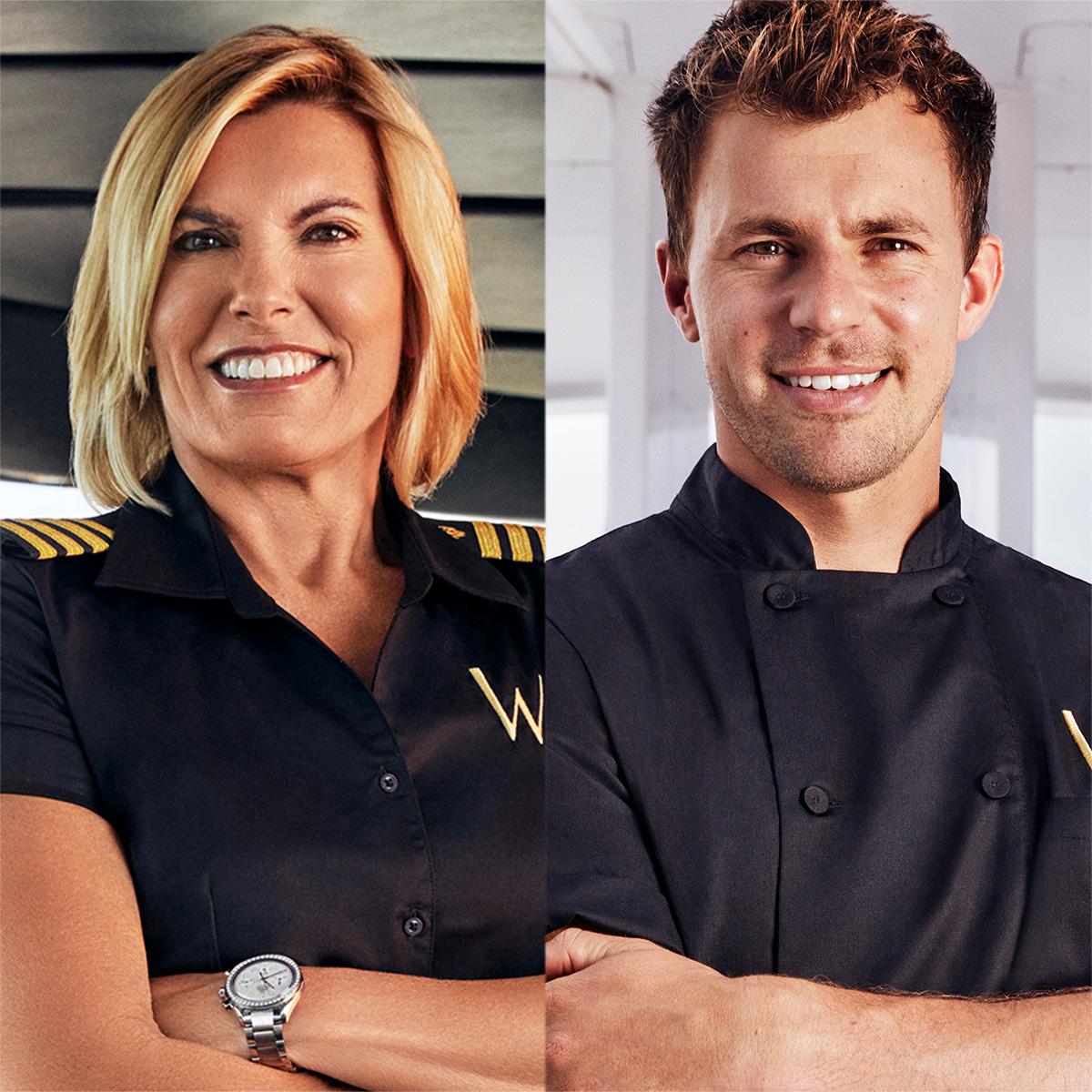 Below Deck Mediterranean Preview: Watch Captain Sandy and Chef Tom Fight Over Frozen Fish