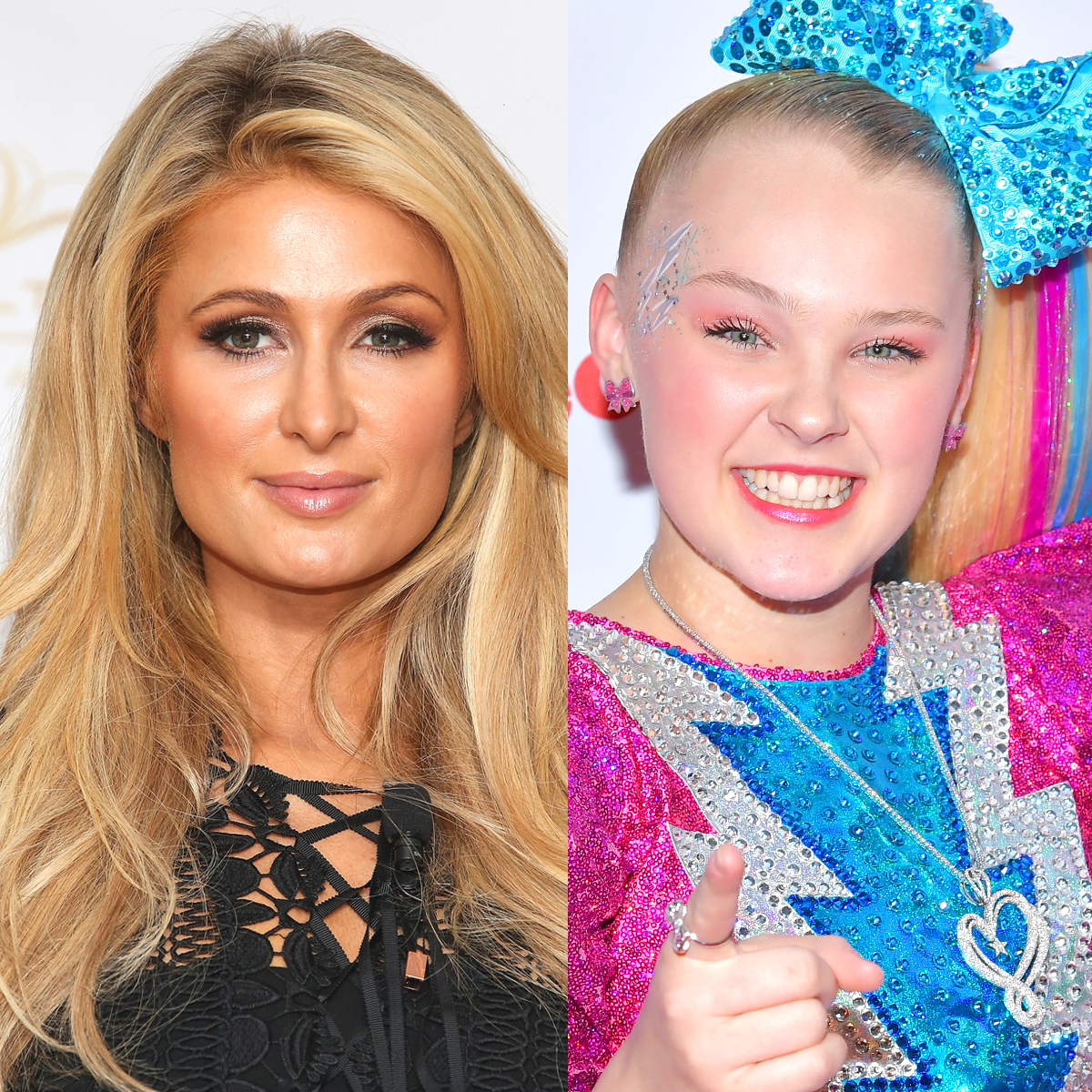 Paris Hilton and Jojo Siwa Reveal Their Epic Makeovers After Transforming Into Each Other