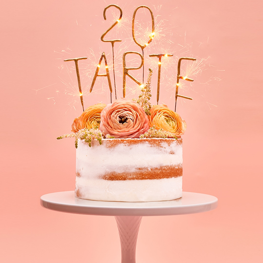 Save 50% off Tarte Foundations for Their 20th Anniversary Sale