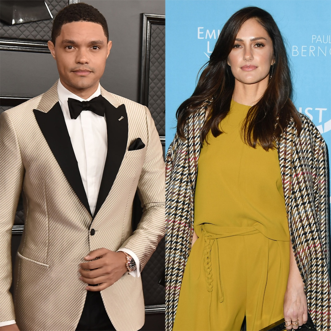 Trevor Noah Buys $27.5 Million Bel-Air Home as His Relationship With Minka Kelly Heats Up - E! NEWS
