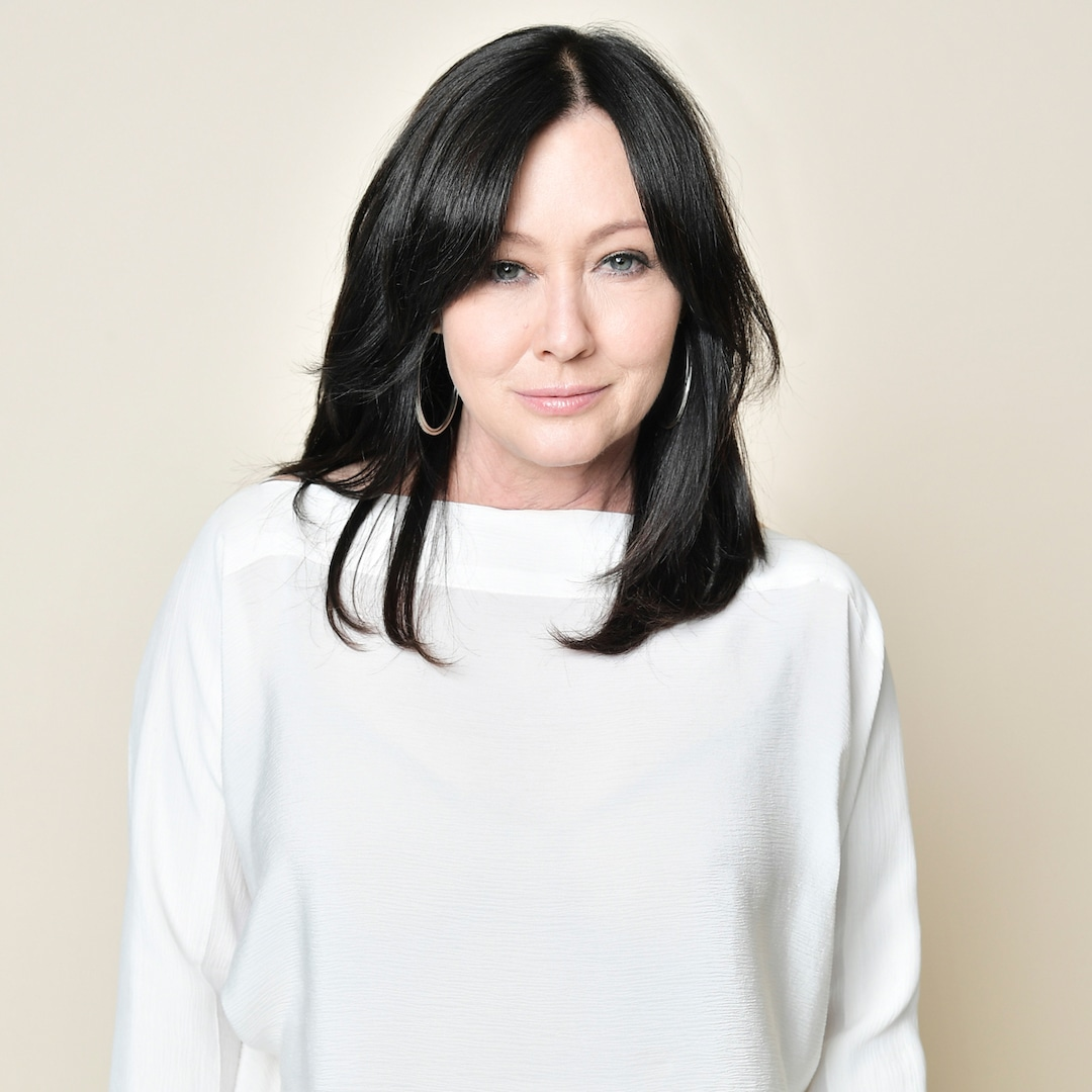 Shannen Doherty Gives Update on Her Health Amid Stage 4 Cancer Battle - E!  Online