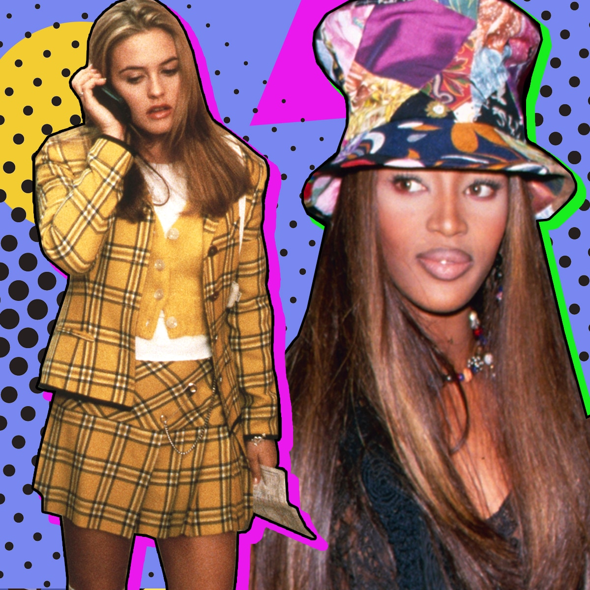 Shop These 90s Fashion Trends That Are Still Popular Today E Online