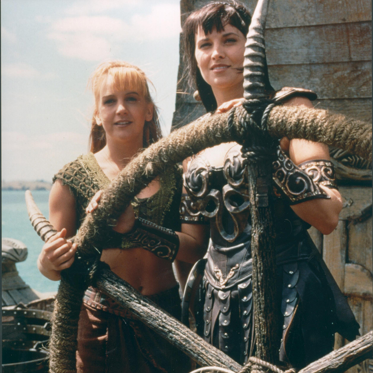 Photos from Fascinating Facts About Xena: Warrior Princess - E! Online