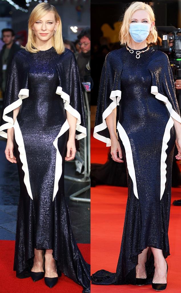 Cate Blanchett, Venice Film Festival, 2020, Red carpet, Esteban Cortázar