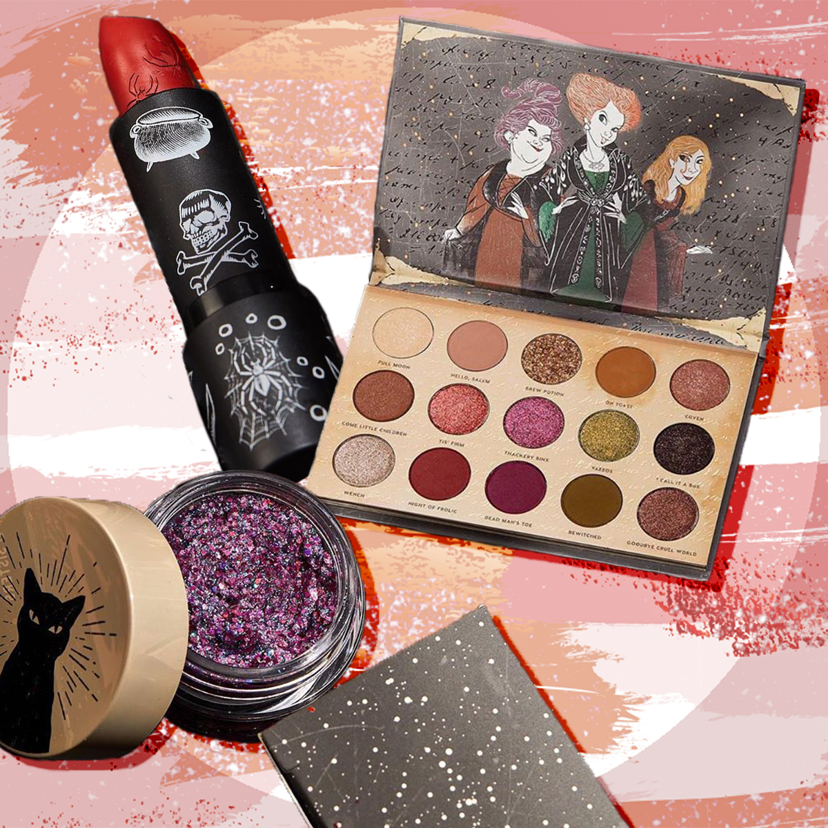 The ColourPop x Hocus Pocus Collab Is Totally Bewitching
