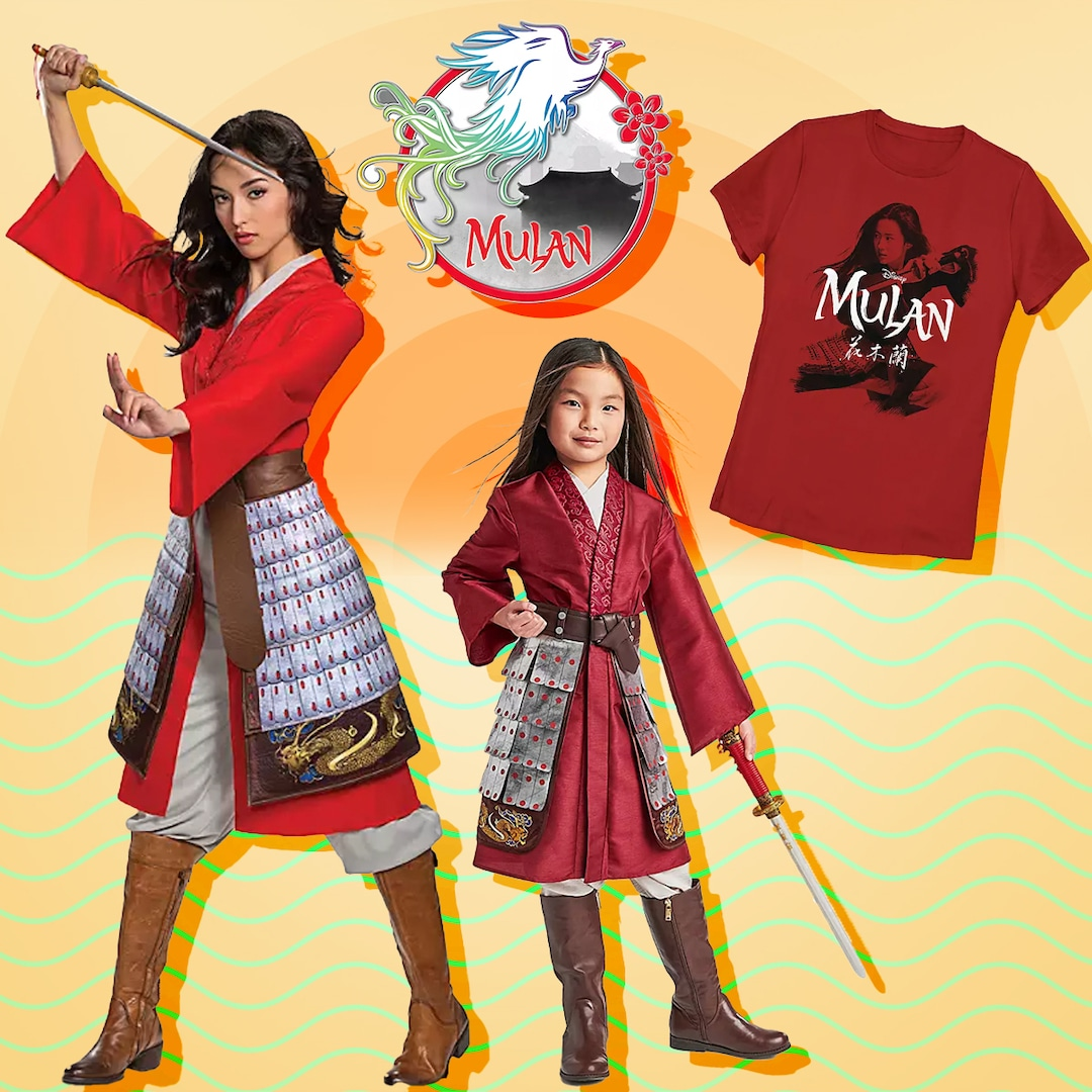 Unleash Your Inner Warrior With Disney S New Mulan Collection E Online Deutschland