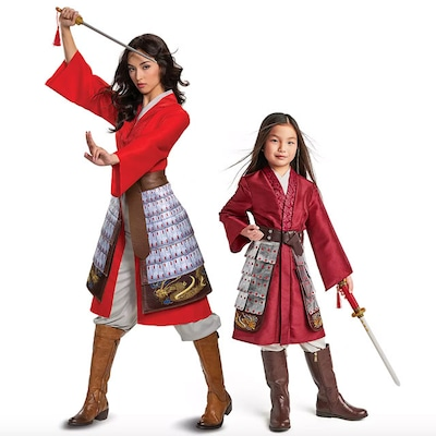 Unleash Your Inner Warrior With Disney S New Mulan Collection E Online Ap
