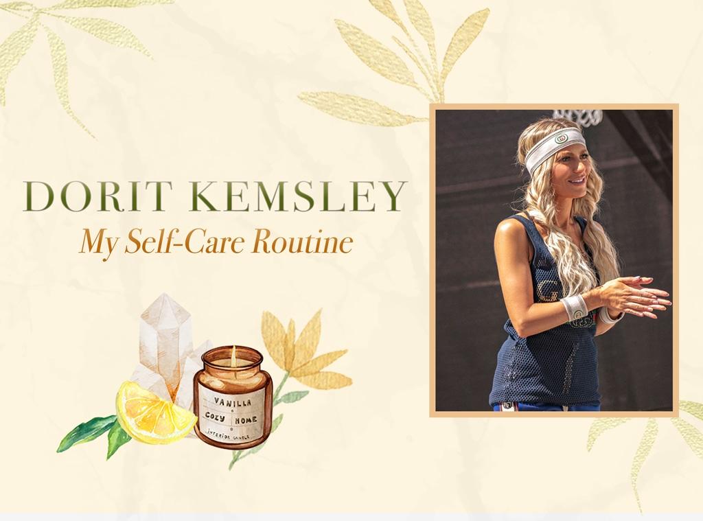 Dorit Kemsley: My Self-Care Routine, Wellness Wednesdays