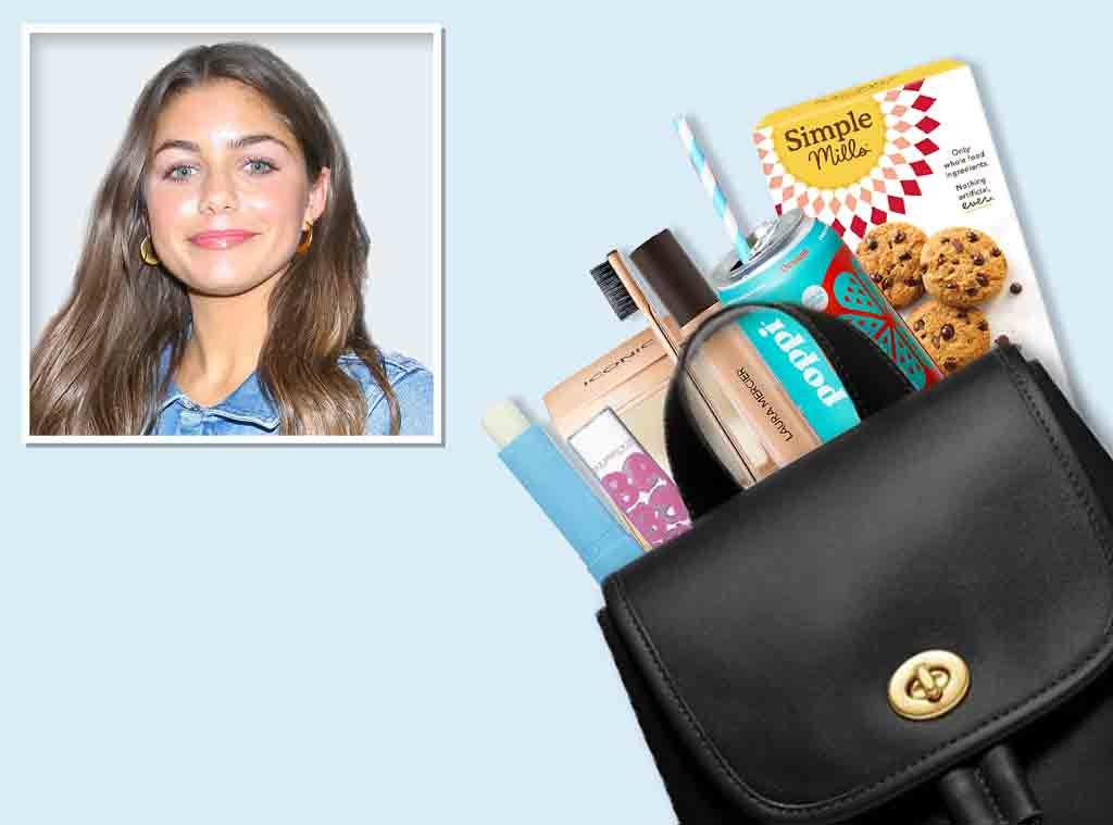 EComm, Whats In My Bag, Hannah Ann Sluss