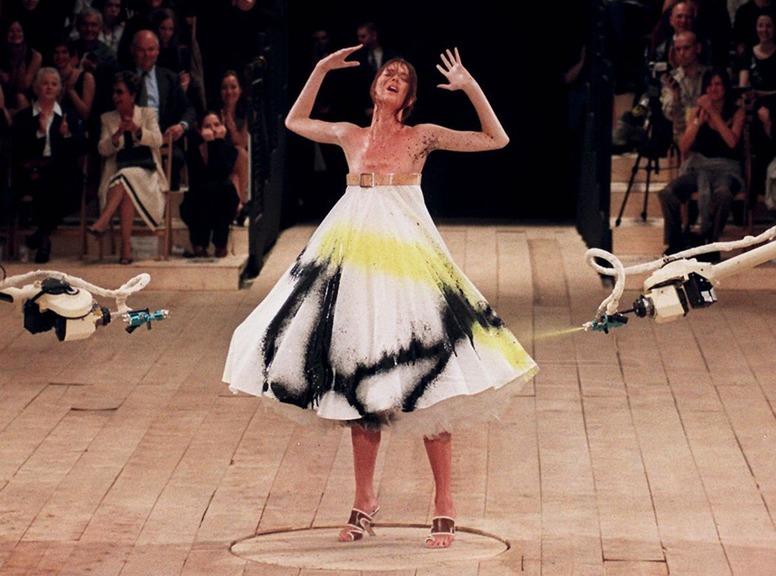 Fashion Week, Alexander Mcqueen
