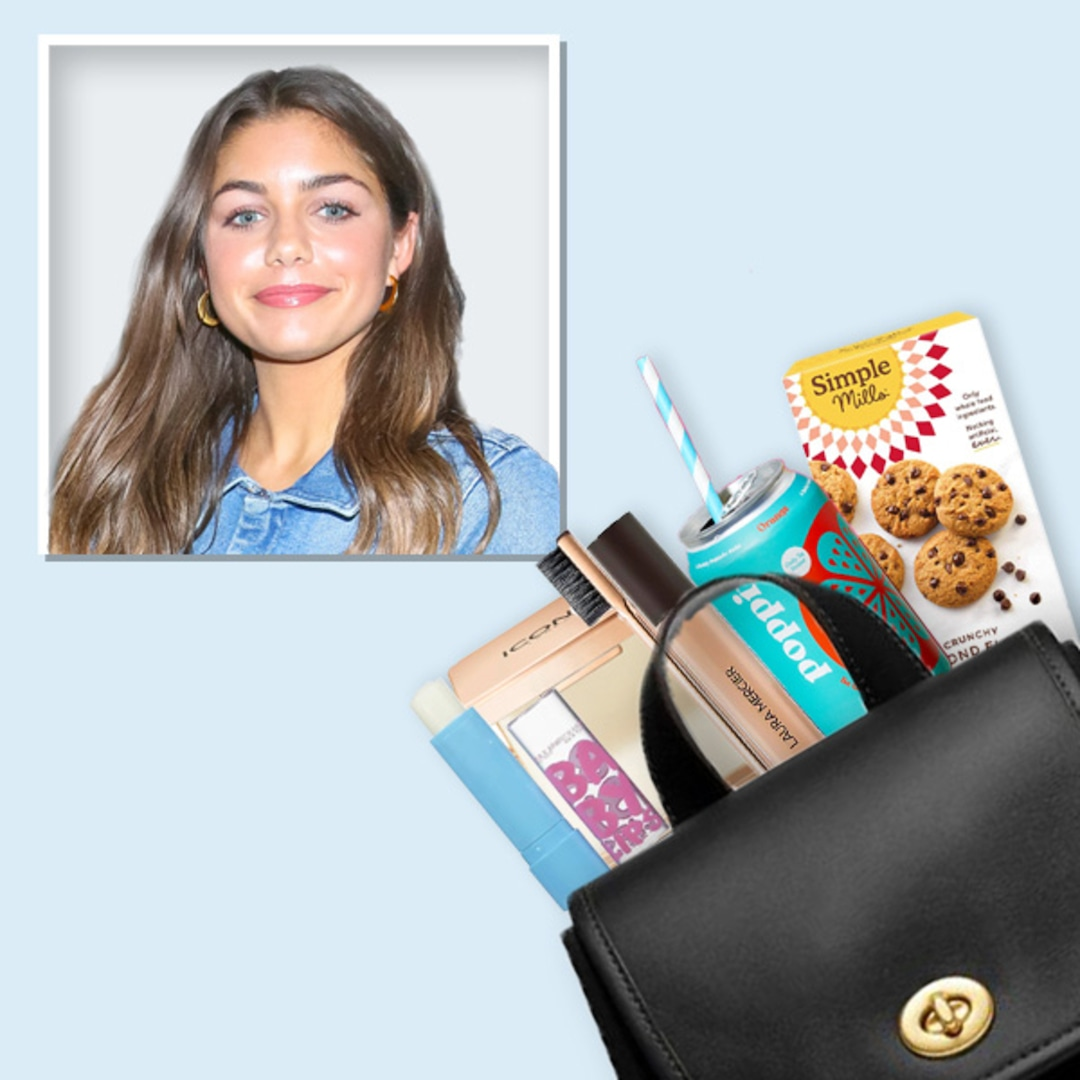 Bachelor Nation's Hannah Ann Sluss Reveals What's in Her Bag