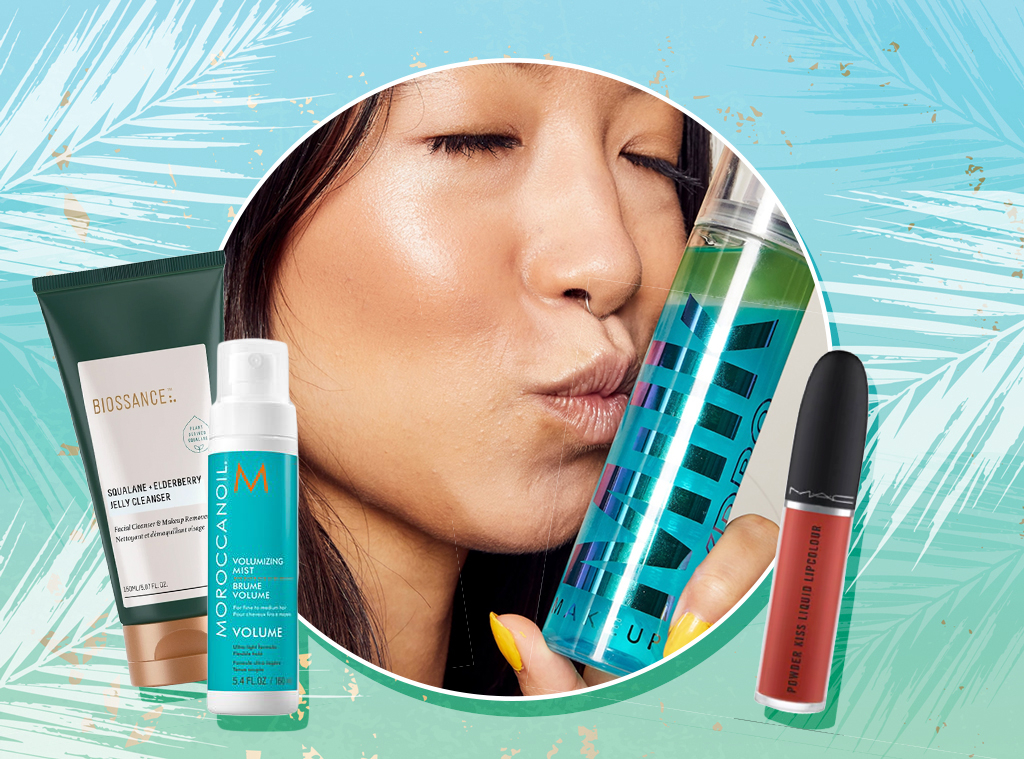 Ecomm: This Month's Best New Beauty Products