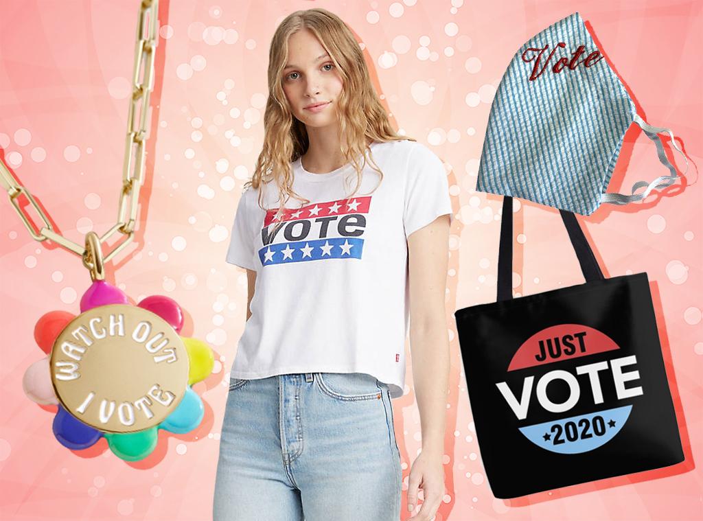 E-COMM: Vote Merch