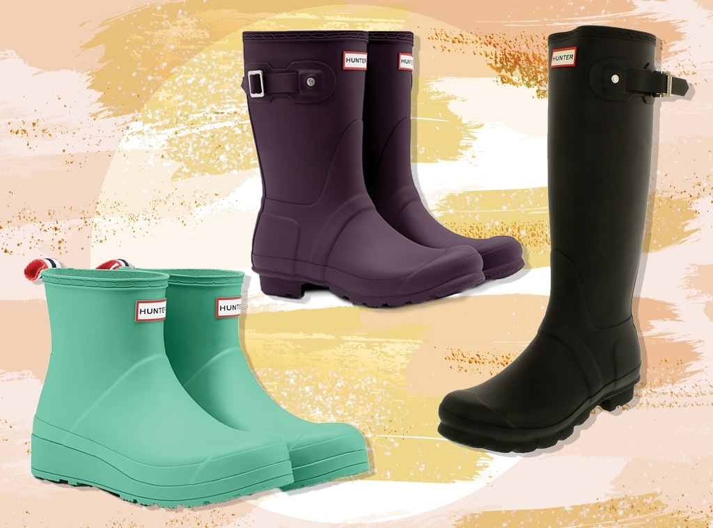 EComm, We Tracked Down the Best Deals on Hunter Boots