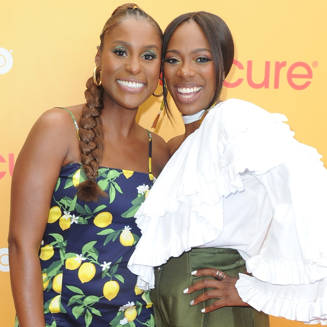 Issa Rae and Yvonne Orji's Real-Life Friendship Will Make You Want to Call Your Bestie