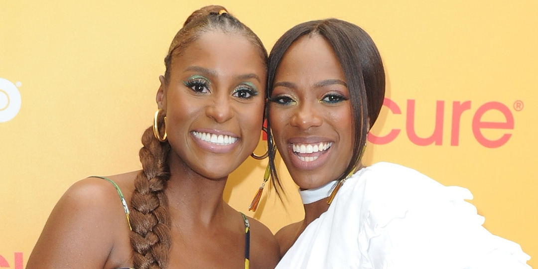Issa Rae and Yvonne Orji's Real-Life Friendship Will Make You Want to Call Your Bestie - E! Online.jpg