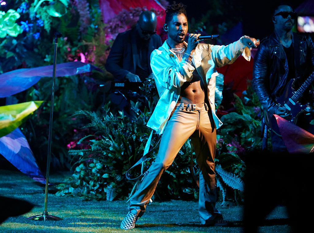 Rihannas Savage x Fenty Show Vol. 2, Miguel