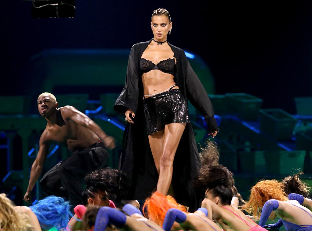Rihannas Savage x Fenty Show Vol. 2, Irina Shayk