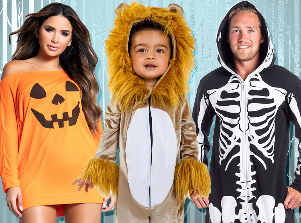 E-Comm: Cute, Comfy & Cozy Halloween Costumes