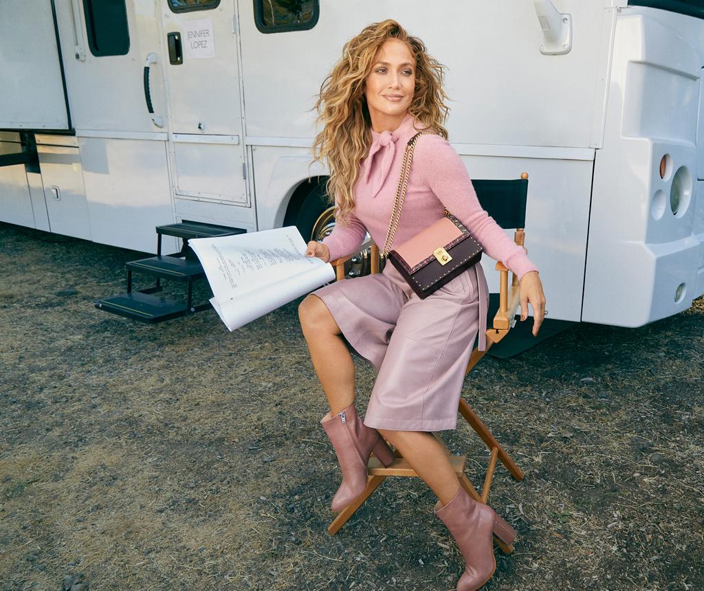 E-Comm: Jennifer Lopez x Coach