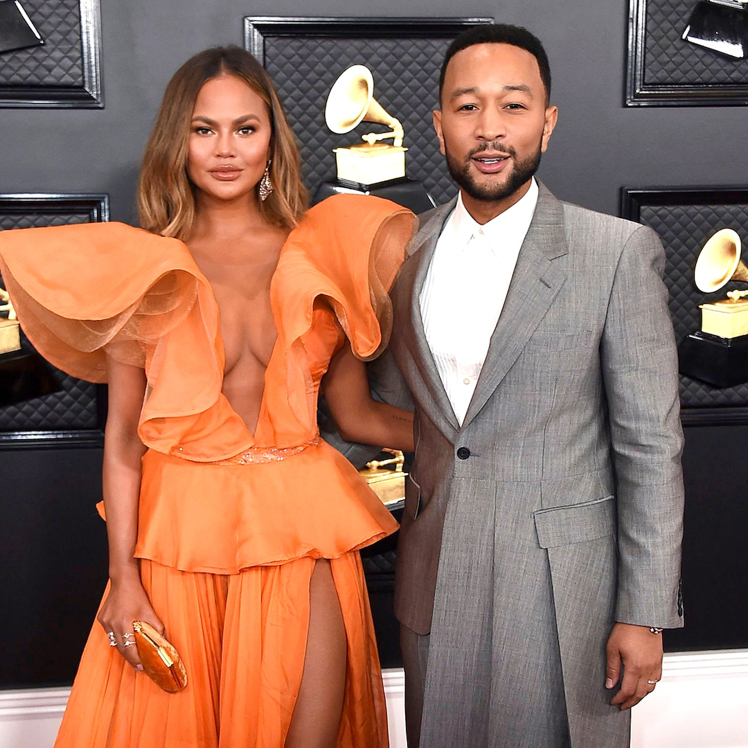 Chrissy Teigen Responds to Criticism for Attending 2021 Inauguration as Americans Are Asked to Stay Home