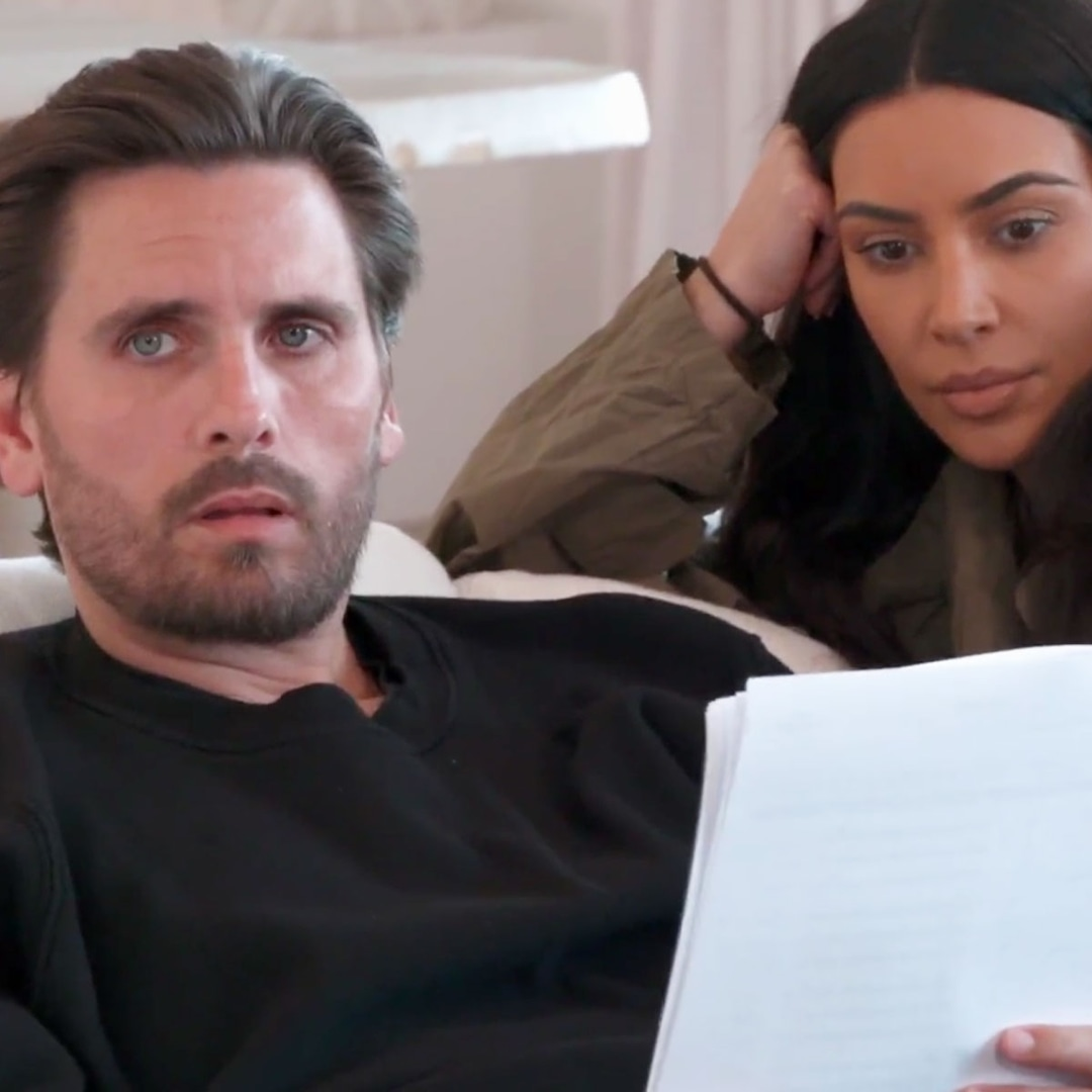 Scott Disick Gets Surprising Test Results During KUWTK Health Scare – E! NEWS