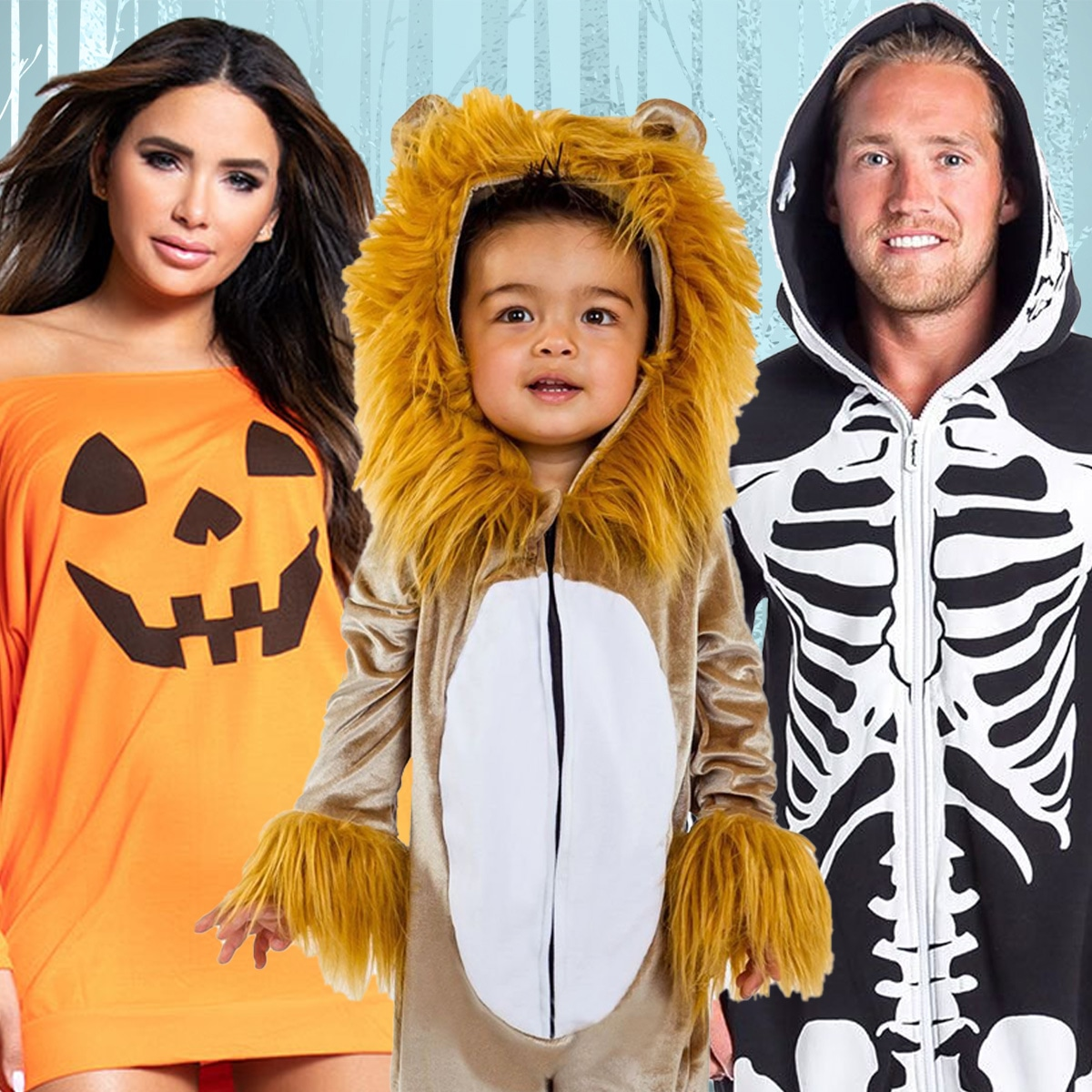 Cute Comfy Cozy Halloween Costumes For Your Whole Family E Online